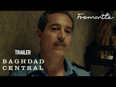 BAGHDAD CENTRAL | Official Trailer | Starring Waleed Zuaiter and Corey Stoll