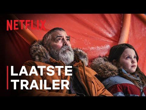 The Midnight Sky | Laatste trailer | George Clooney | Netflix