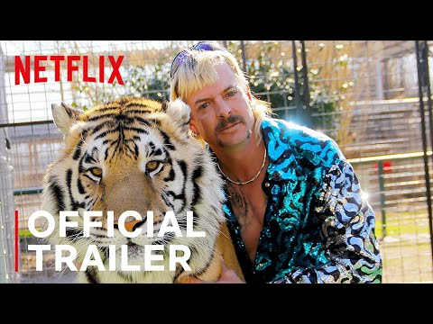 Tiger King: Murder, Mayhem and Madness | Official Trailer | Netflix