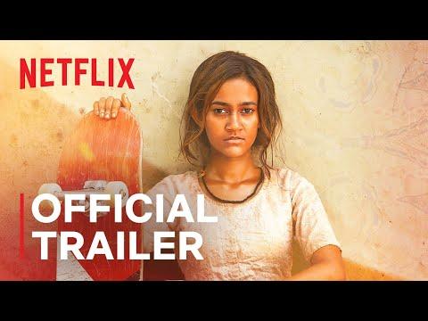 Skater Girl   Official Trailer   Netflix