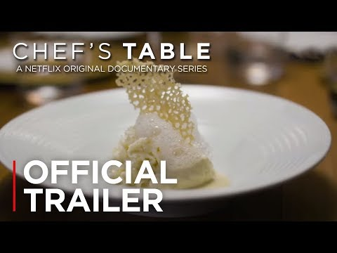 Chef's Table   Official Trailer [HD]   Netflix