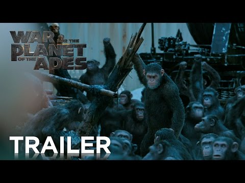 War for the Planet of the Apes | Final Trailer | 20th Century FOX