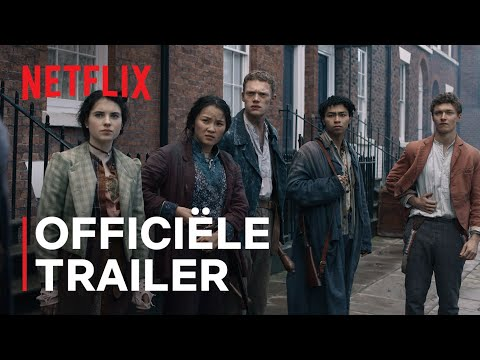 The Irregulars | Officiële trailer | Netflix