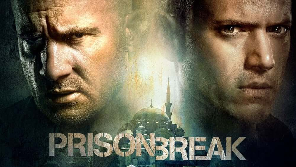 Prison Break seizoen 6 Netflix