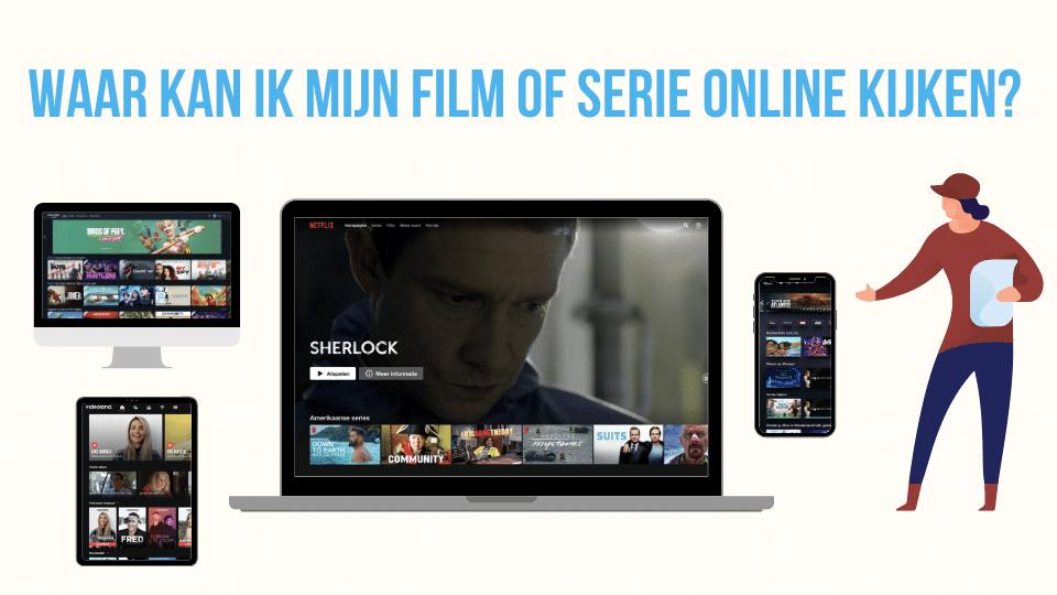 Streaming online kijken film serie België