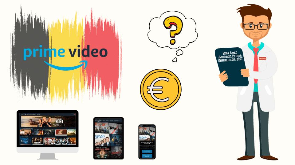 Wat kost Amazon Prime Video