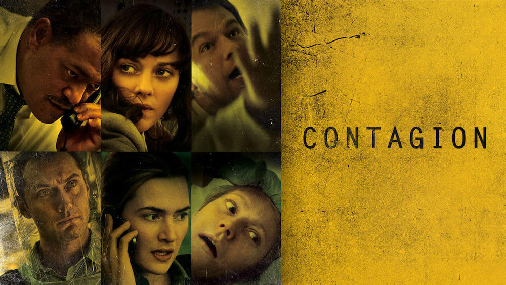 Contagion Amazon Prime Video film 2011