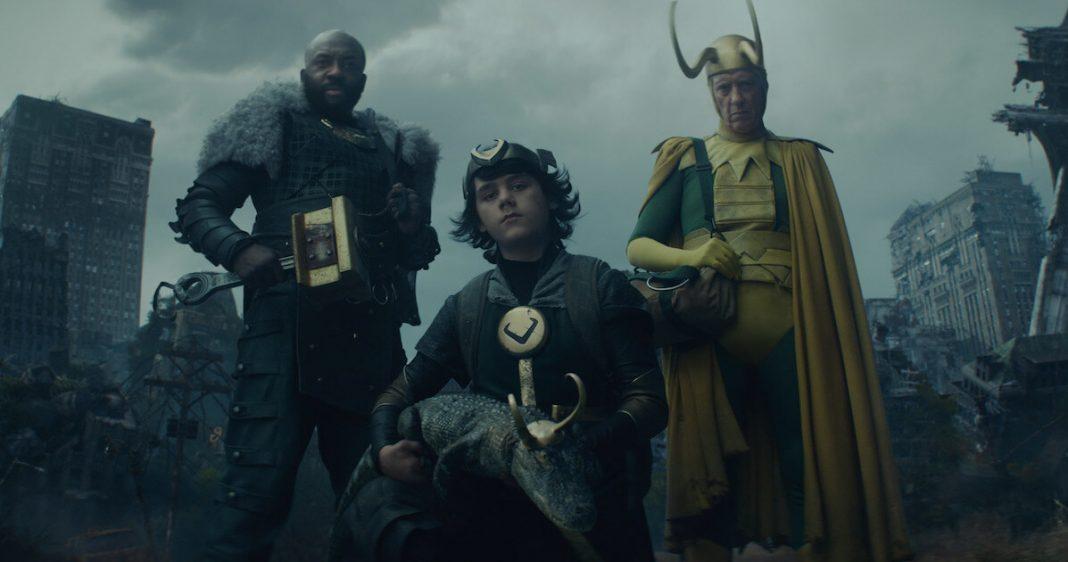 Loki laatste aflevering Disney Plus Marvel serie